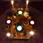 Die Weihnachtszeit und unsere Sehnsucht nach einem tief beseelten und nährenden Fest der Liebe